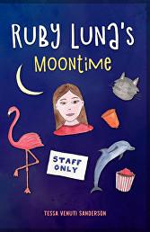 Ruby Luna's Moontime, By Tessa Venuti Sanderson